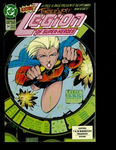 12 Legion Of Super-Heroes DC Comics #34 35 36 37 38 39 40 41 42 43 44 45 GK33