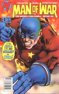 Man of War (1993 series) #2, NM (Stock photo)
