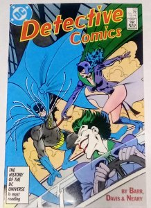 Detective Comics #570 (VF/NM) Joker Catwoman Alan Davis DC Comics ID03H