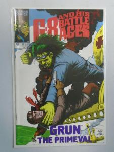 G-8 and His Battle Aces #1 8.0 VF (1991 Blazing Comics)