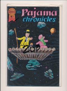 Blackthorne Publishing the PAJAMAS CHRONICLES #1 Near Mint (PF85)