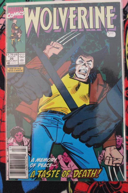 Wolverine 26 NM