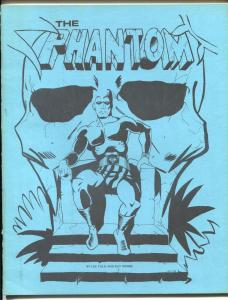 Phantom11/1973-Reprints a Phantom newspaper strip with a WWII story-FN