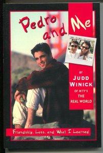 Pedro And Me-Judd Winick-2000-PB-VG/FN
