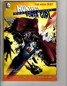 World's Finest First Contact Vol. # 4 DC Comics Graphic Novel TPB Power GRL J304
