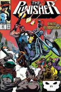 Punisher (1987 series) #31, NM- (Stock photo)