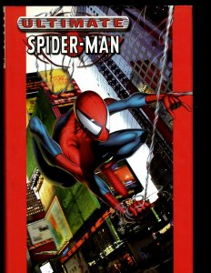 ULTIMATE SPIDER-MAN Vol. # 1 Marvel Comic Book HARDCOVER Graphic Novel NP13