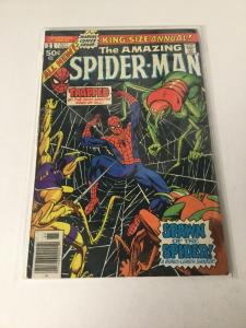 The Amazing Spider-Man King Size Annual 11 Vg/Fn Very Good Fine  Marvel