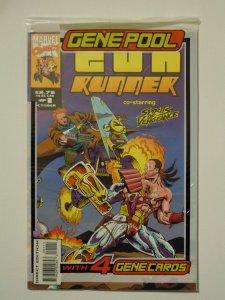 Gun Runner (UK) #1 (1993)