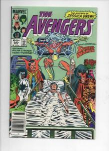 AVENGERS #240, VF+, Spider-Woman, Jessica Drew, 1963 1984, more Marvel in store
