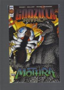 Godzilla Rivals vs. Mothra #1 (2021)
