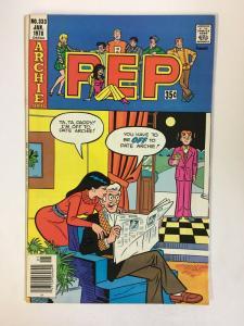PEP (1940-1987)333 VF-NM Jan 1978 COMICS BOOK