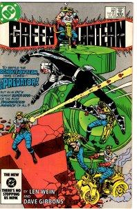 Green Lantern #179 (1960 v2) Len Wein Demolition Team Predator NM-