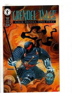 Grendel Tales: Four Devils, One Hell #3 (1993) SR23