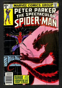 The Spectacular Spider-Man #32 (1979)