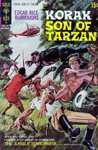 Korak, Son of Tarzan #43 VG; DC | low grade comic - save on shipping - details i
