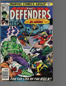 Defenders #57 (Marvel, 1978)