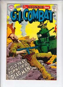 G.I. Combat #129 (May-68) FN/VF+ High-Grade The Haunted Tank