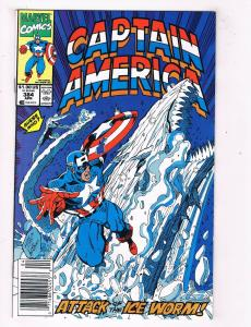 Captain America #384 NM Marvel Comics Comic Book Avengers Apr 1991 DE44