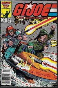 GI Joe, A Real American Hero #47 (Marvel, 1986) VF