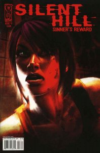 Silent Hill: Sinner's Reward #3 VF/NM; IDW | save on shipping - details inside