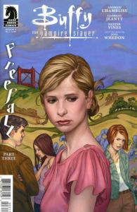 Buffy the Vampire Slayer Season 9 #3 VF; Dark Horse   save on shipping - details