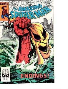 Amazing Spider-Man (1963) 251 VF/NM (9.0) Hobgoblin