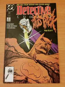Detective Comics #604 Featuring Batman! ~ NEAR MINT NM ~ 1989 DC COMICS