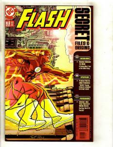 Flash Secret Files Origins # 3 NM Marvel Comic Book Batman Superman Arrow GK5
