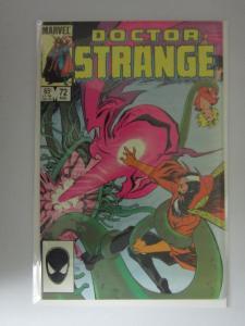 Doctor Strange (1985 2nd Series) #72, DIRECT EDITION, VF