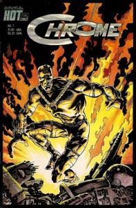 Hot Comics CHROME #1 FN
