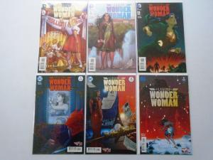 Legend of Wonder Woman (DC 2015) Run:#4-9, 8.0/VF (2015)