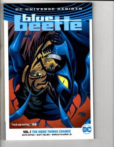 Blue Beetle The More Things Change 1 DC Comics TPB Graphic Novel Comic Book J279