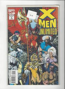 X-men Unlimited Vol 1 #5 Storm Shi'ar NM