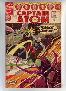 Captain Atom #88 (Oct-67) VF/NM- High-Grade Captain Atom, Nightshade