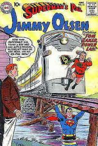 Superman's Pal Jimmy Olsen #45 VG; DC | low grade comic - save on shipping - det