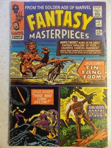 FANTASY MASTERPIECE # 2 MARVEL GOLDEN AGE STORIES RETOLD KIRBY'S FIN FANG FOOM