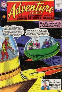 Adventure Comics (1938 series) #318, Good+ (Stock photo)
