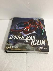 Spider-Man The Icon With Dust Cover Titan Books