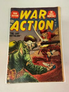 War Action 11 GD/VG