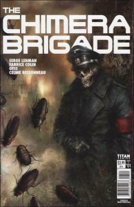Chimera Brigade, The (2nd Series) #1B VF/NM; Titan | save on shipping - details