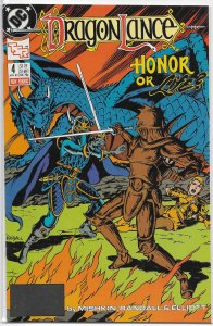Dragonlance # 4 FN (TSR/DC) Mishkin, Ron Randall