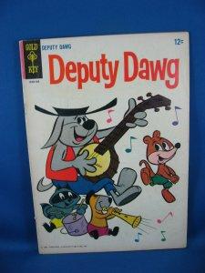DEPUTY DAWG 1 VG+ First Issue 1965
