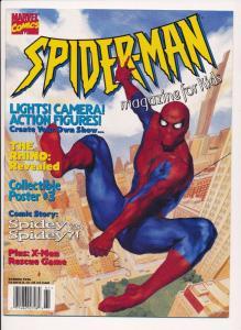 Spider-Man Magazine for Kids, 1996 Marvel Comics ~ VF/NM (D01)