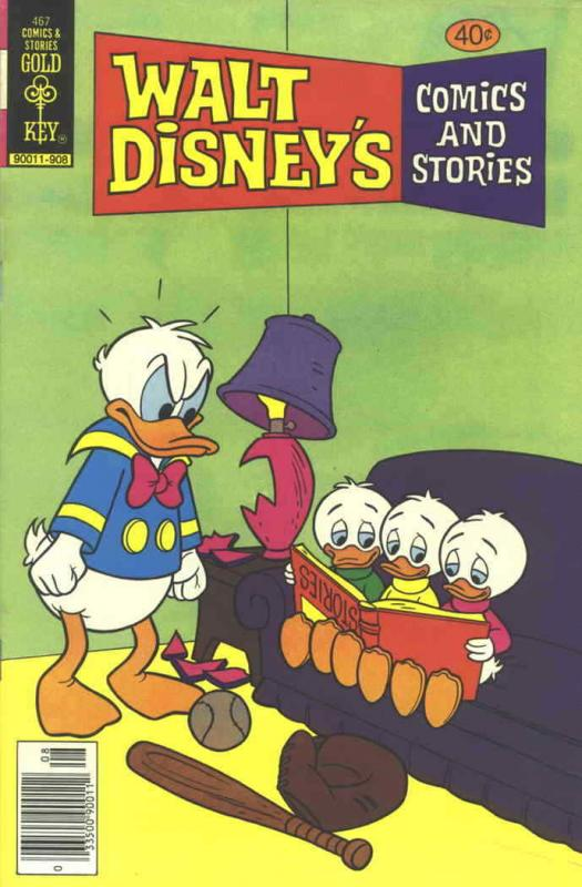 Walt Disney's Comics and Stories #467 VF/NM; Dell | save on shipping - details i
