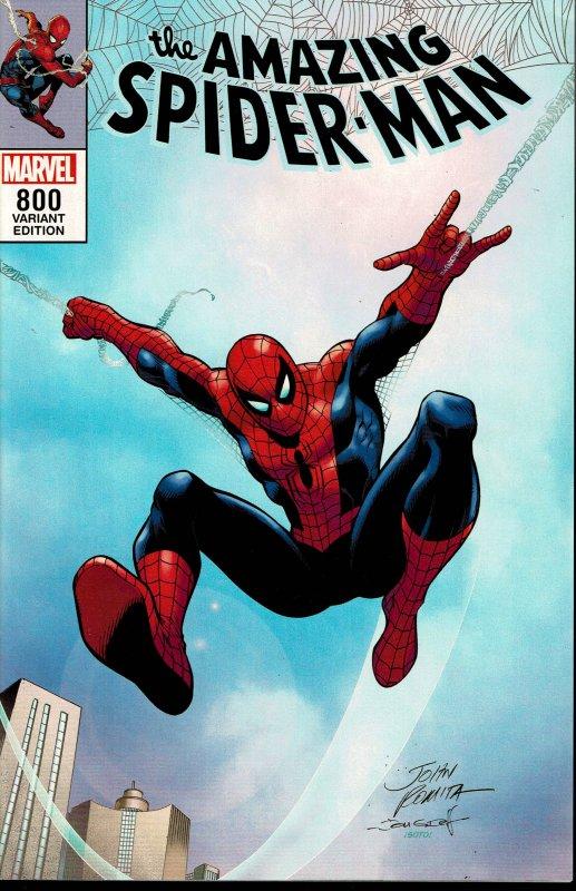 Amazing Spider-Man #800 - NM - Variant Cover