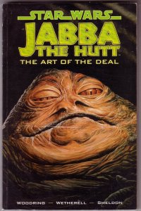 Star Wars: Jabba the Hutt: The Art of the Deal TPB VG