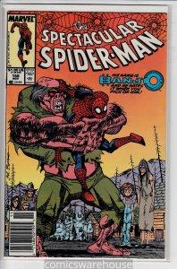 SPECTACULAR SPIDER-MAN (1976 MARVEL) #156 FN/VF A37942