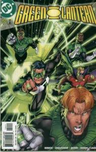 Green Lantern (1990 series) #150, NM- (Stock photo)
