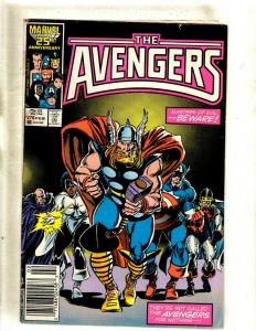 12 Comics The Avengers 276 277 278 280 283 284 370 500 501 502 503 Finale 1 HY3